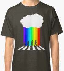 99 Steps of Progress - Psychedelia Classic T-Shirt
