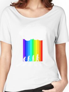 99 Steps of Progress - Psychedelia Women's Relaxed Fit T-Shirt