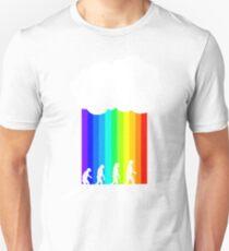 99 Steps of Progress - Psychedelia Unisex T-Shirt