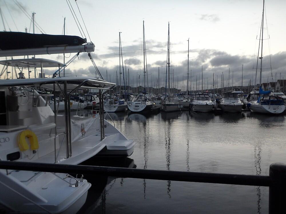 Port Solent by kirstea1990