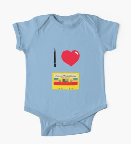 Tapencil love Kids Clothes