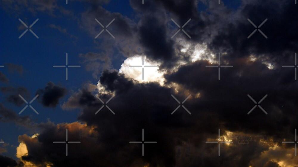 ©HCS Storm Clouds I by OmarHernandez