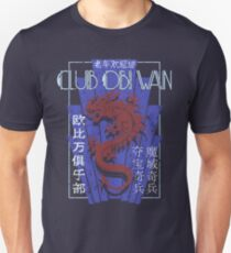 Verein Obi-Wan Slim Fit T-Shirt