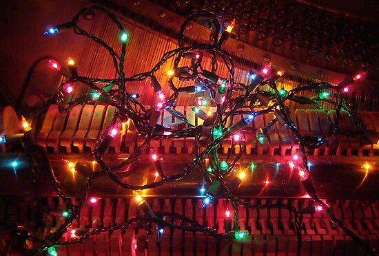 Christmas Piano by Docharmony