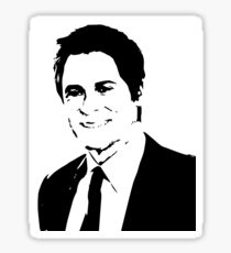 Chris Traeger - Parks and Recreation Sticker