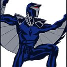 Darkhawk by KingJeremy1977