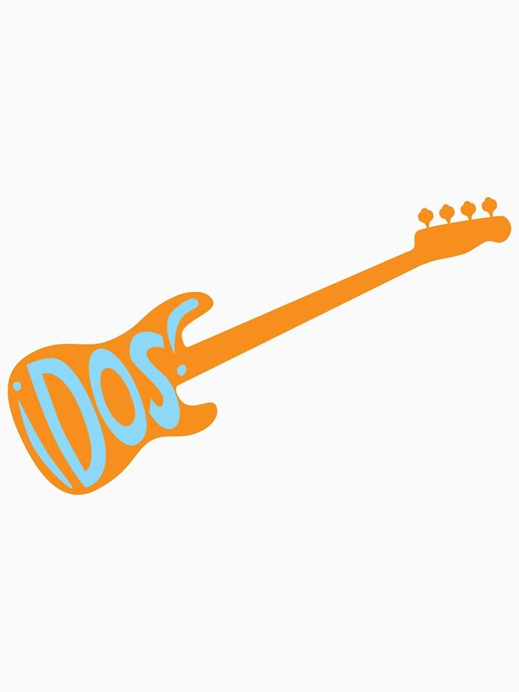 ¡DOS! Bass Design by smellofthemonth