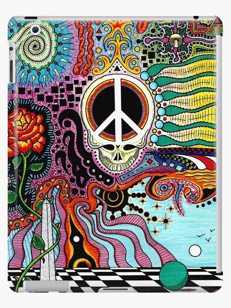 PEACE iPad by Kevin McLeod