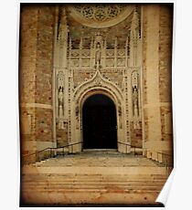 Rosary Cathedral Poster