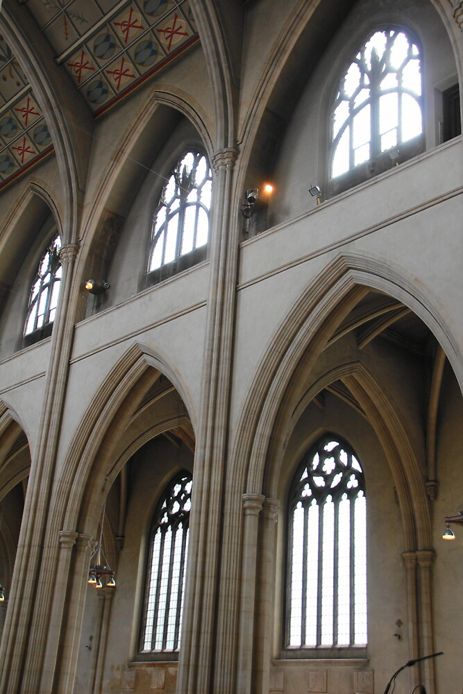 St Georges Cathedral 5 London SE1 by JenJennyB