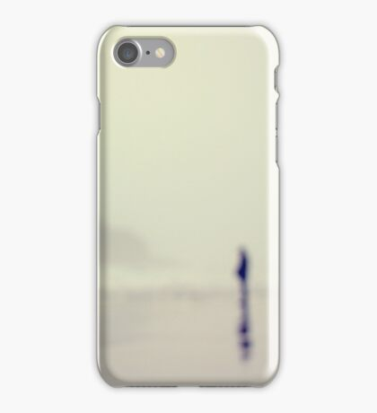 i saw you standing there iPhone Case/Skin