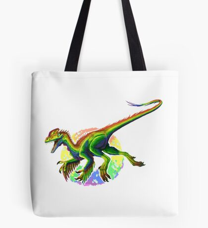 Guanlong (without text)  Tote Bag
