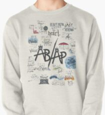 Fall Out Boy Lyric Art Pullover