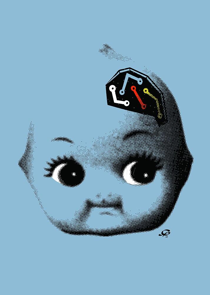 Circuitry Baby by Ida Smoke