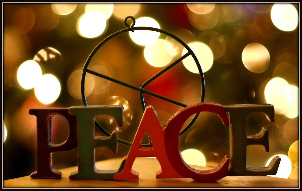 Peace at Christmas by Mikell Herrick