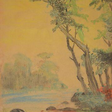 Southern Pond by CarmanTurner