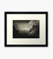 VIK Framed Print