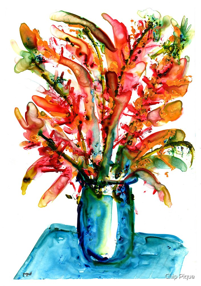 watercolor 71 by Chip Pique