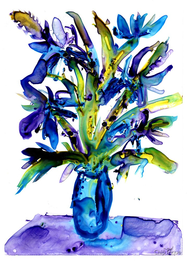 watercolor 88 by Chip Pique