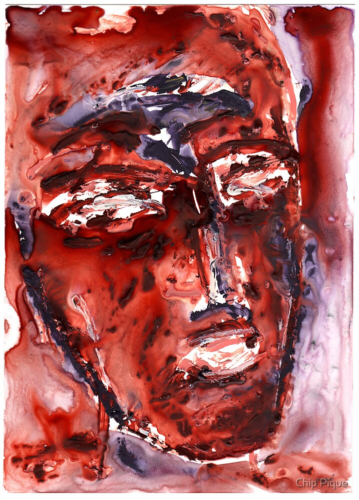 watercolor 110 by Chip Pique