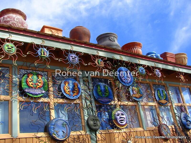 Taos Artwork by Ronee van Deemter
