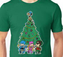 Gotham City Christmas Unisex T-Shirt