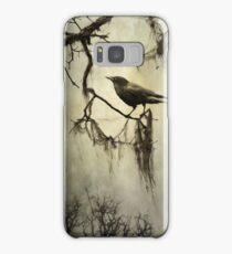 Winter Crow Samsung Galaxy Case/Skin