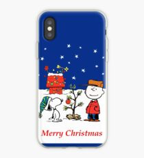 Charlie Christmas Tree iPhone Case