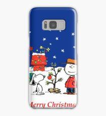 Charlie Christmas Tree Samsung Galaxy Case/Skin