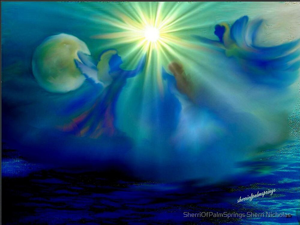 ANGELS OF HEALING by SherriOfPalmSprings Sherri Nicholas-
