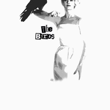 The Birds by eL7e