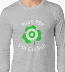 Kiss Me I'm Curlish T-Shirt