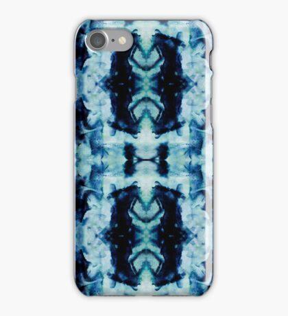 Rorschach Test 1 iPhone Case/Skin
