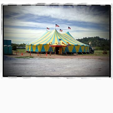 Circus Tent by jwzook