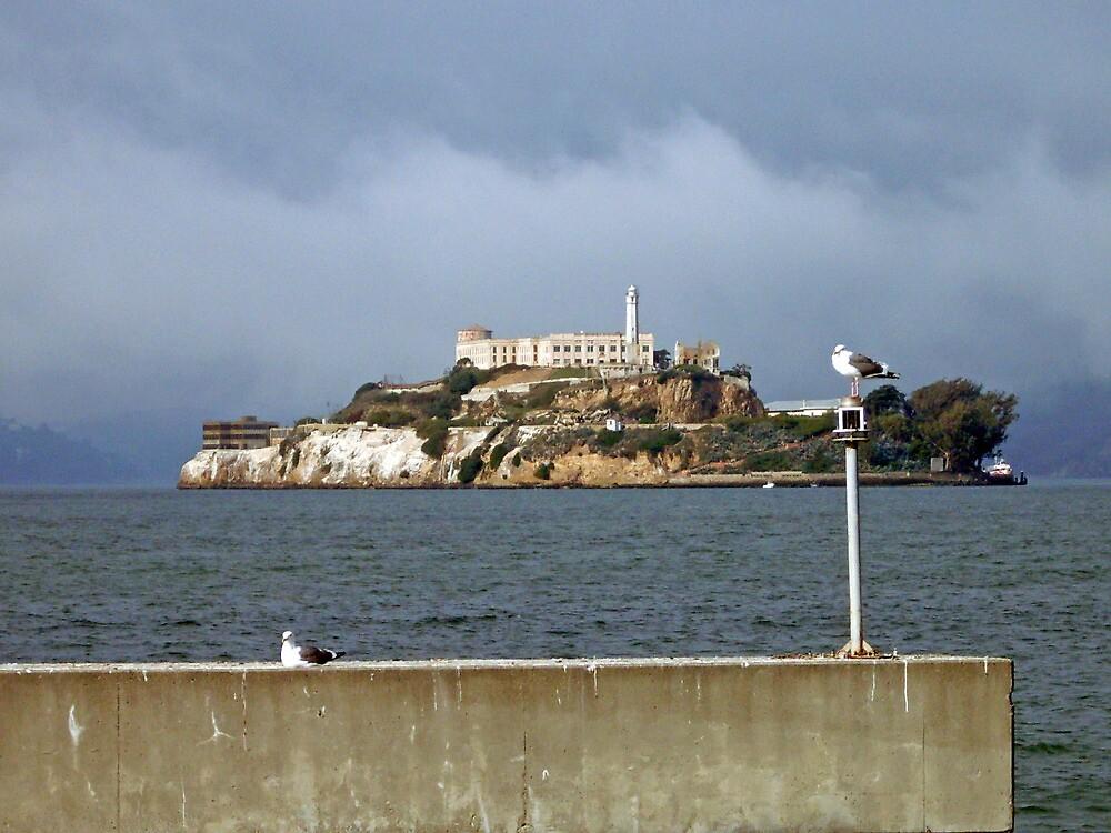 Gloomy Prison by podspics