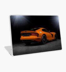 2014 SRT Viper TA Laptop Skin