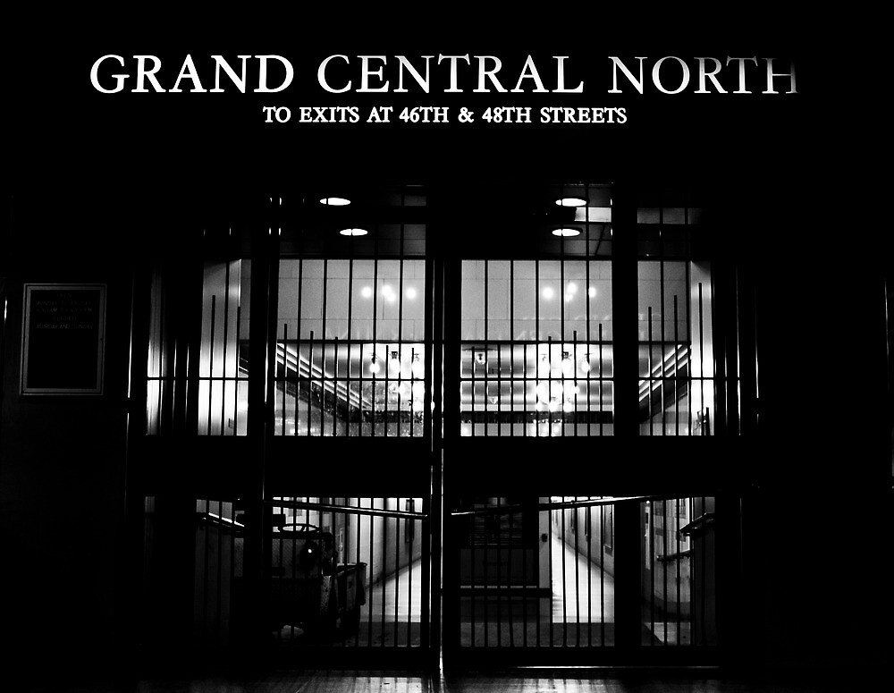 Grand Central Station by KylixDesigns