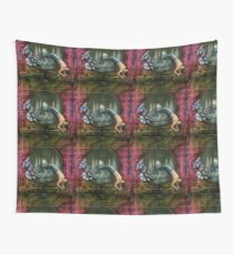 Against The Tide Wall Tapestry