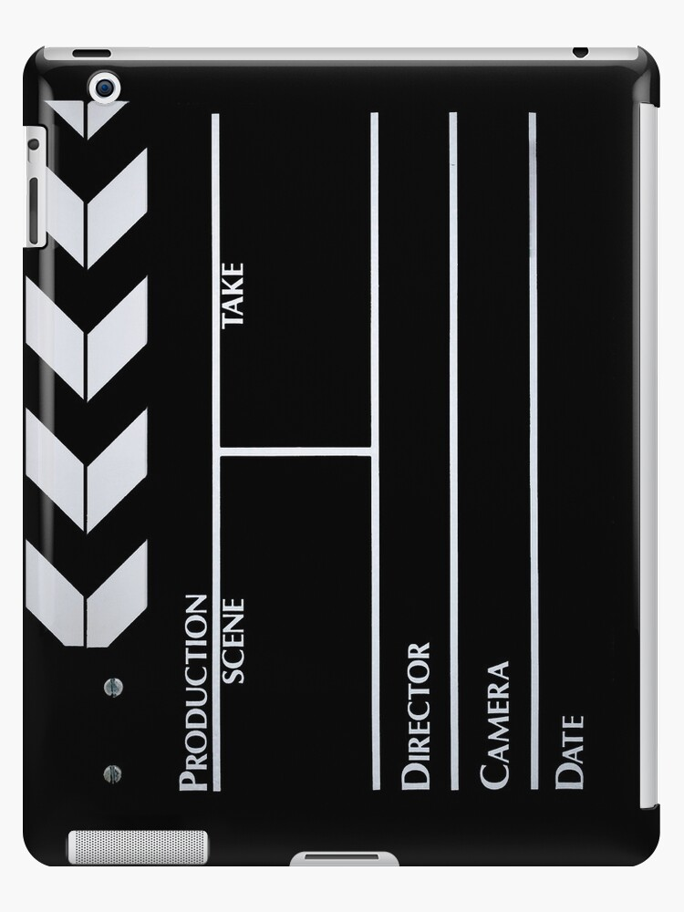 Clapperboard by elmindo