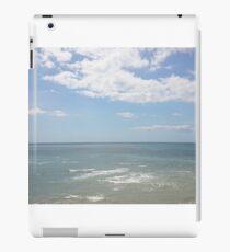 View of the sea iPad Case/Skin