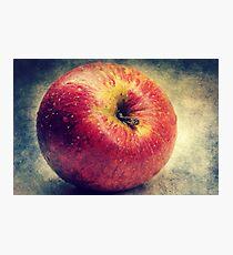 Apple Mac-Ro Photographic Print