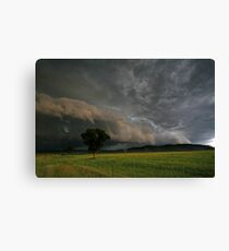 Northern Tablelands Gust Front Canvas Print