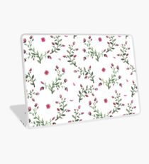 flowers watercolor  Laptop Skin
