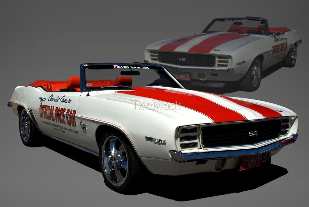 1969 Camaro Pace Car by TeeMack