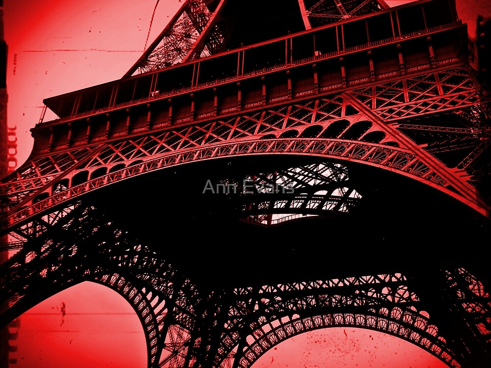 Paris is Burning by Ann Evans