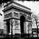 A Day in Paris by Ann Evans