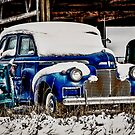 Old Trucks in HDR #7 by peaceofthenorth