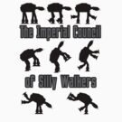 The Imperial Council of Silly Walkers by Baardei