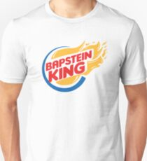 Camiseta ajustada Bapstein (Burger) Rey Cometa