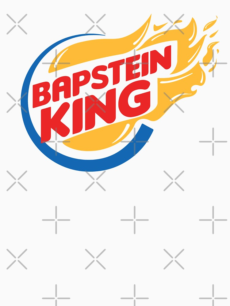 Bapstein (Burger) King Comet by expandable